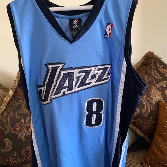 wholesale dealer 94861 8c0d8 Deron Williams Utah Jazz Jersey